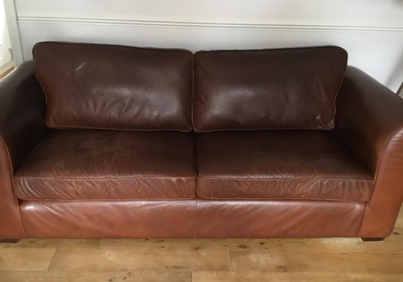 sofa cushion repair